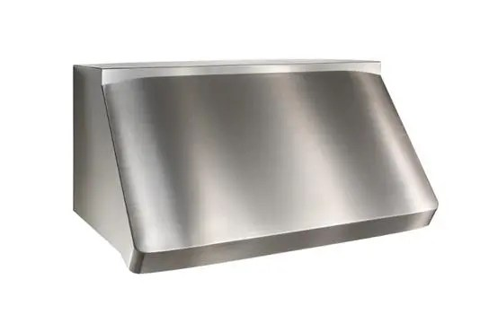 """Centro - 30"""" Stainless Steel Pro-Style Range Hood with internal/external 300 to 1650 Max CFM blower options"""