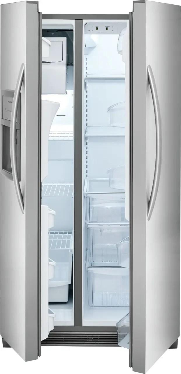 22.1 Cu. Ft. Side-by-Side Refrigerator Photo #3