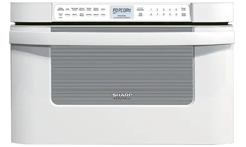 24 microwave drawer oven