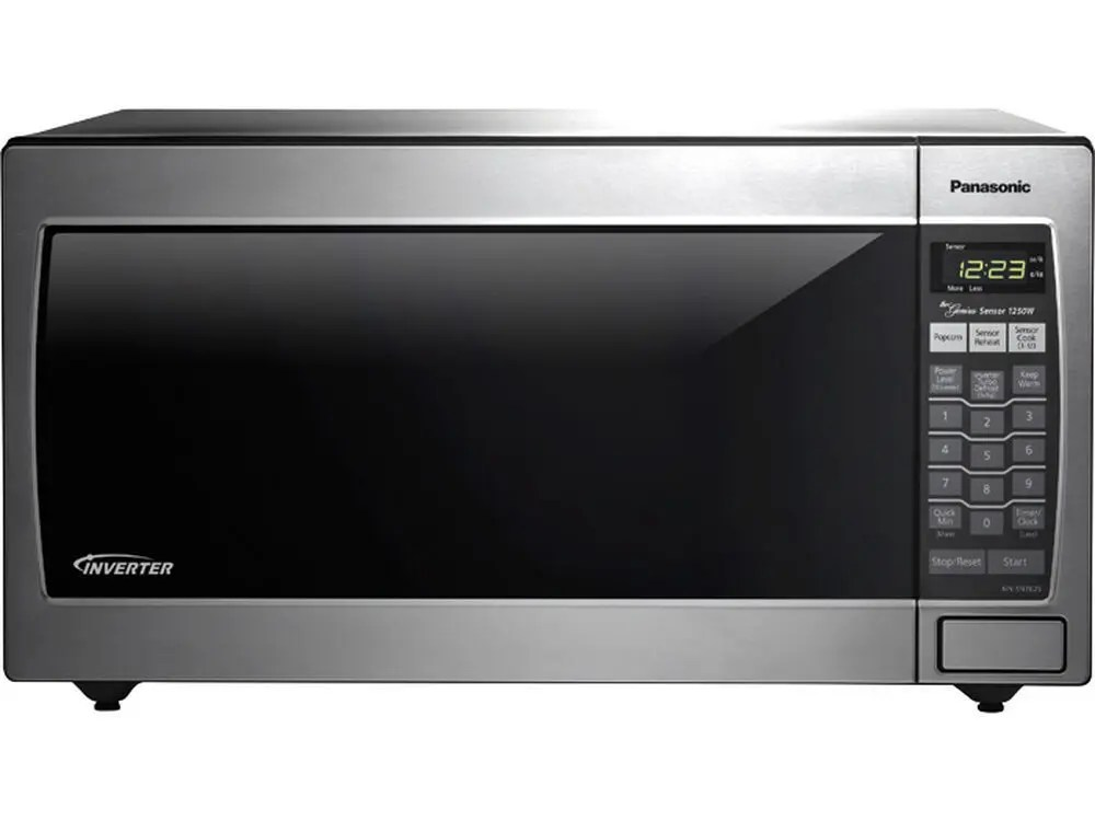 microwave oven with inverter technology
