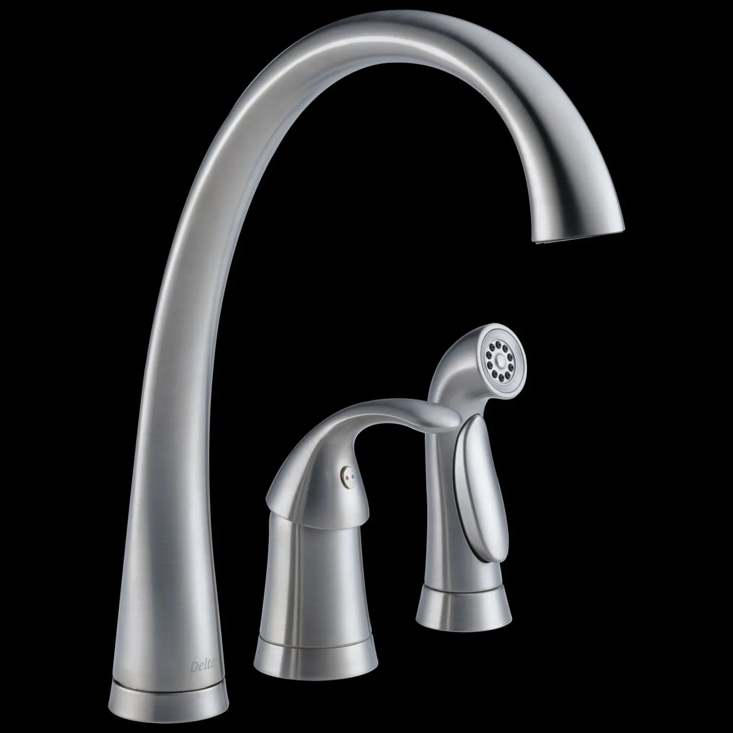 arctic stainless single handle kitchen