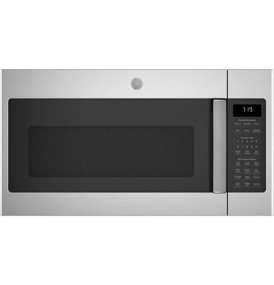 range sensor microwave oven