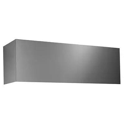 "Optional Decorative Flue Extension for 36""  Elite E60000 Series Range Hoods in Stainless Steel"