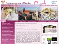 Mehr Dazu Auf Dem Onlineblog Auf Hochzeitsportal Munchen