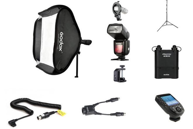 godox ocf lighting kit flash radio