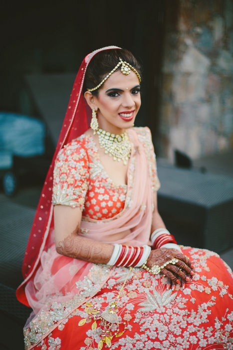 Colorful Udaipur Wedding With Glamorous Outfits!