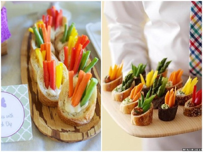 The Most Unique Food Display Ideas For Your Wedding