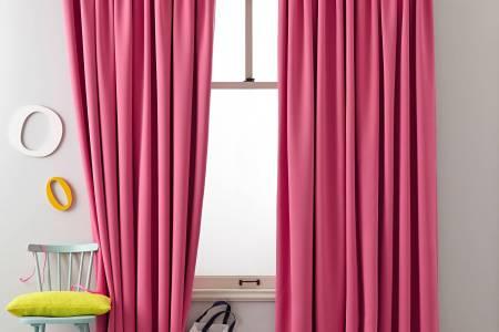 Huis Meubelen 2019 » verduisterend gordijn roze   Huis Meubelen