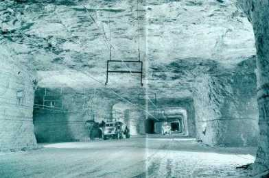 There is a giant salt city 1200ft below Detroit