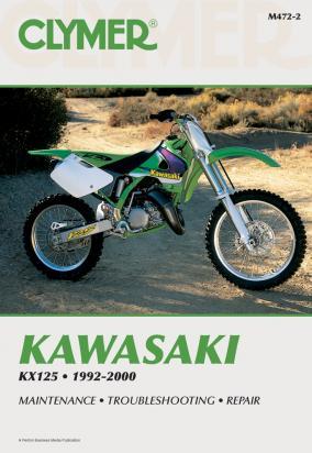 2001 kawasaki kx 125 parts