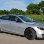 Review 2018 Chevrolet Malibu Lt Wheels Ca