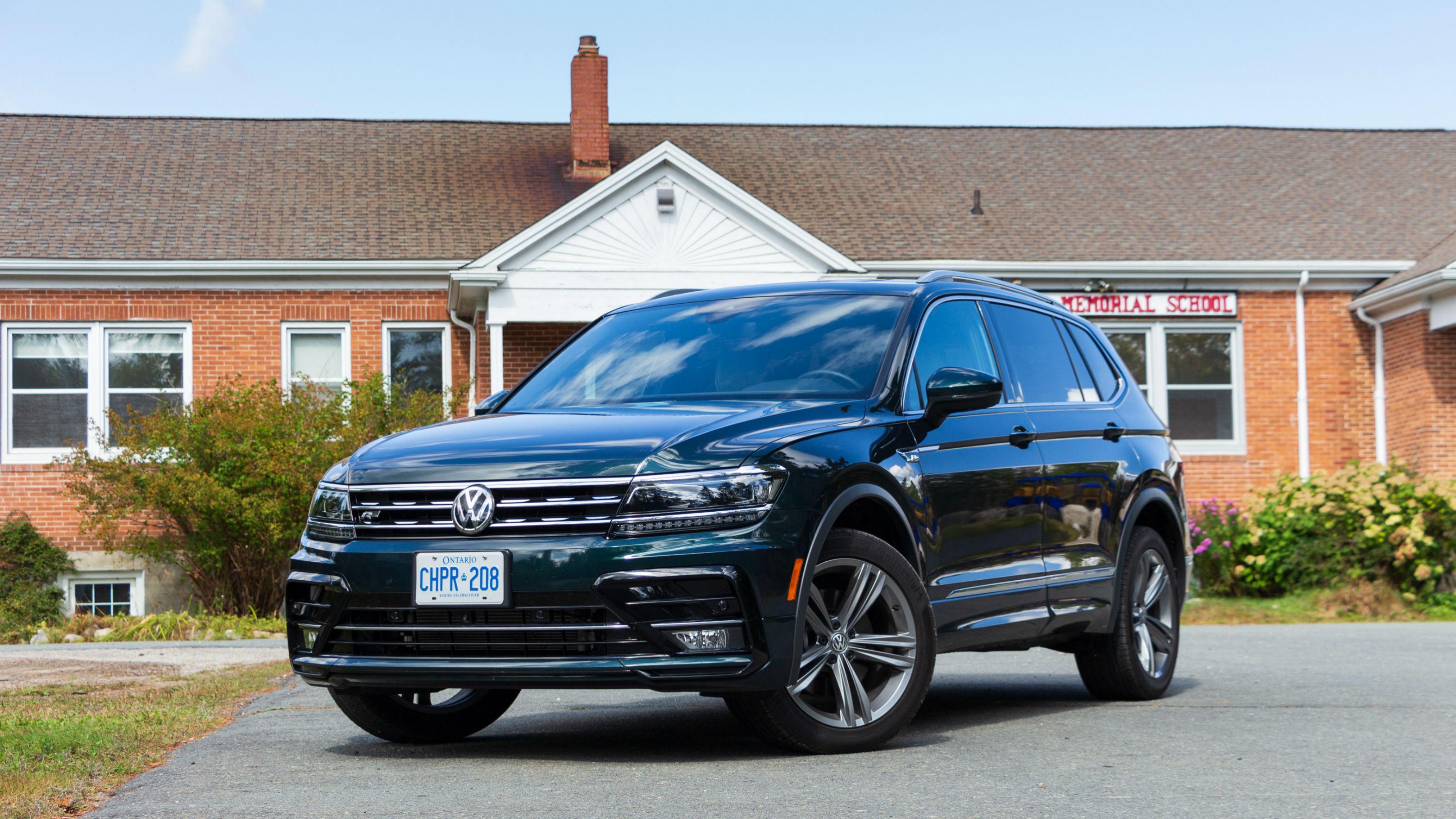 Review 2019 Volkswagen Tiguan R Line Wheelsca