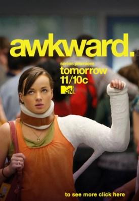 Awkward - Awkward - Saison 1 Awkward tomorrow movie poster