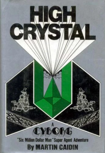 High Crystal hardback
