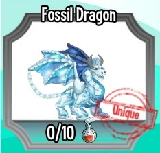 Fossil Dragon