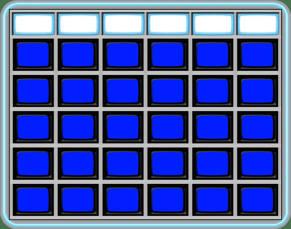 Azw Descargar Jeopardy Game Board Template  Spelling