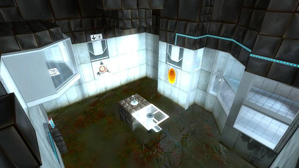 Blog de retro-nextgen : RETRO-NEXTGEN ... Le blog jeux-vidéo du XXème et XXIème siècle !, DOSSIER : PORTAL/PORTAL 2 - PARTIE 1/3 - PC/Mac/PS3/Xbox360