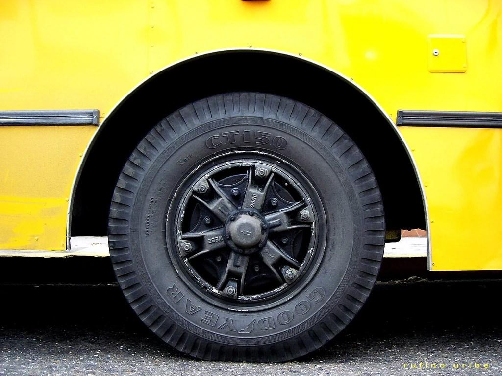 The Wheels On The Bus Go