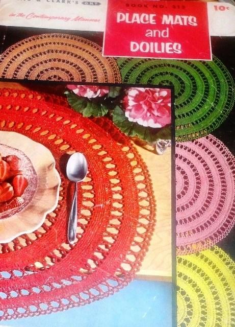 Knit Crochet Placemat Patterns