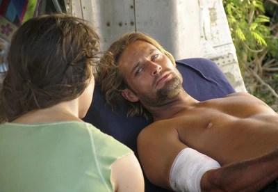 Sawyer e Kate