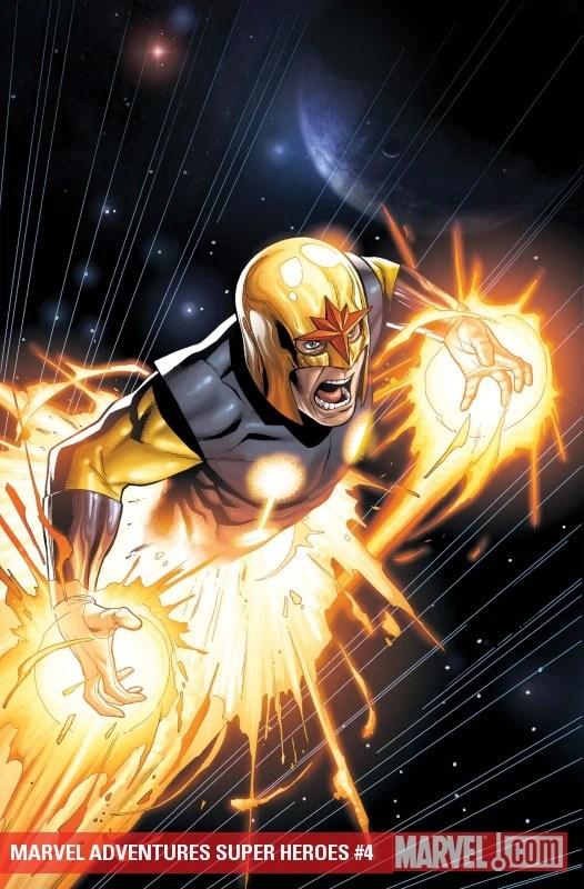 Marvel Adventures Super Heroes 4