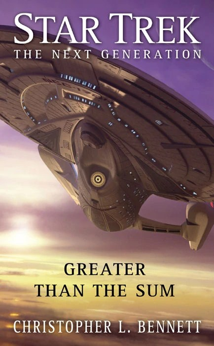 Greater than the Sum - cover