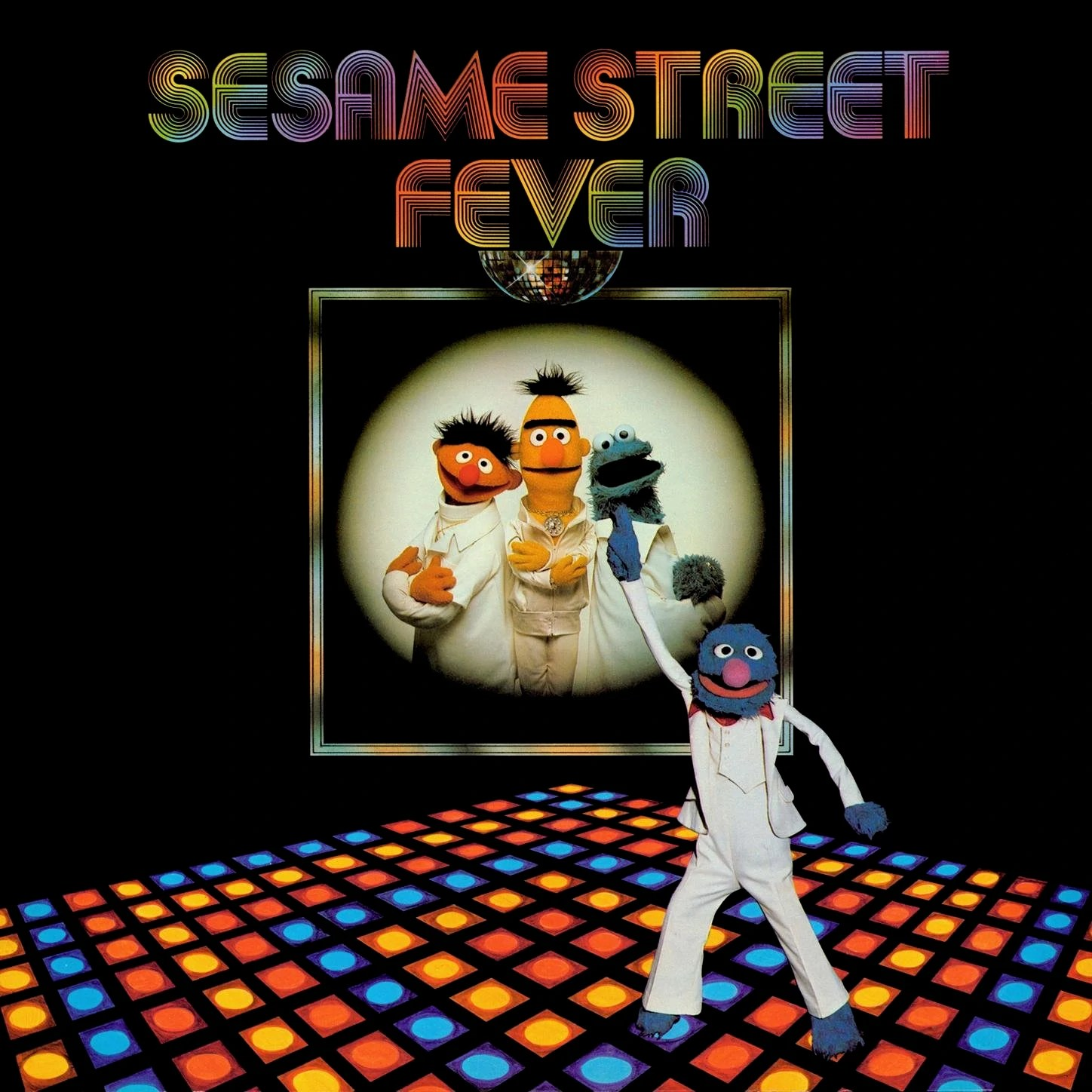Grover Sat Night Fever