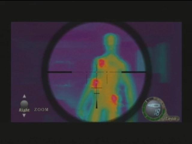 Infrared Scope