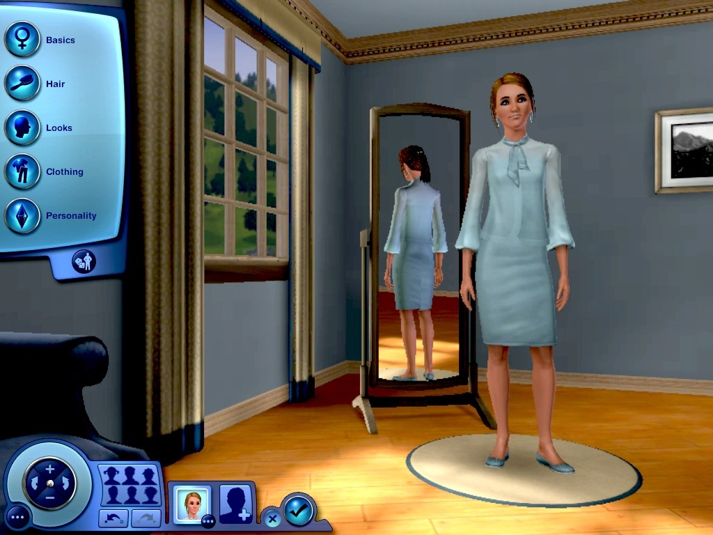 FMS85C Final Project: Avatar Individuality in 'The Sims 3' and