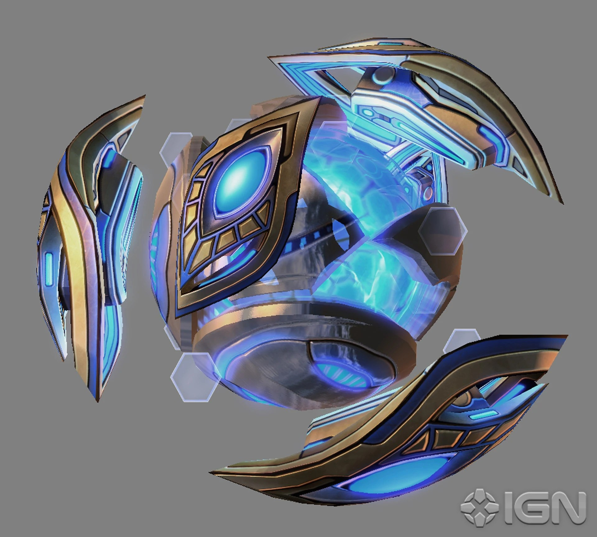 The new Protoss replicant unit in Starcraft 2: Heart of the Swarm