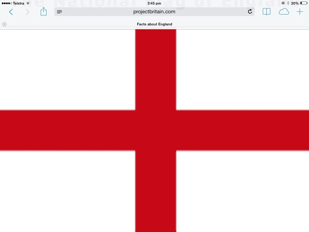 current of england for pinterest