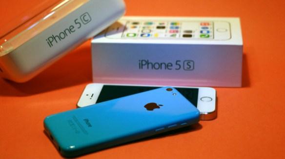 iPhone 5c e iPhone 5s (Foto: Maurizio Pesce / Wired)