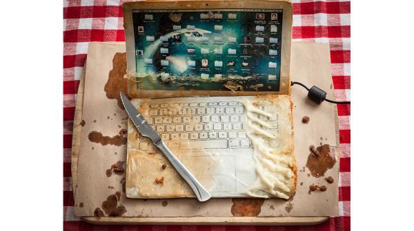 MacBook fritto