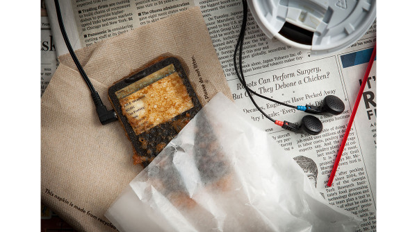Immancabile tempura di iPod