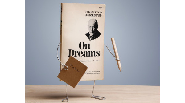 L'interpretazione dei sogni, Sigmund Freud