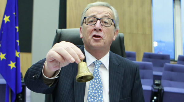 Jean-Claude Juncker (Foto: LaPresse)