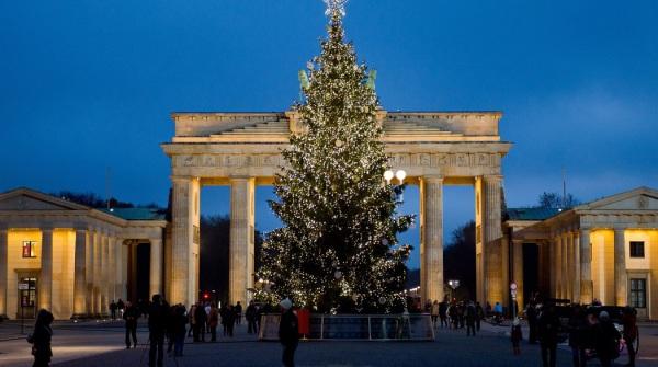 Porta di Brandeburgo di Berlino - Germania