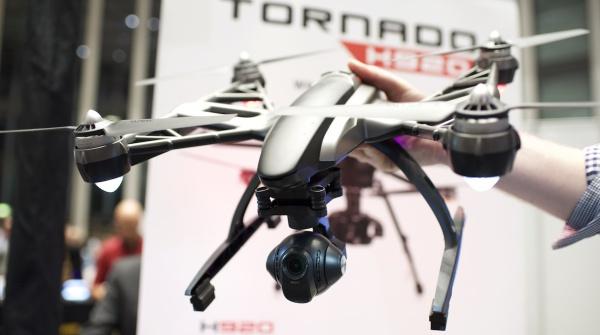 Drone Tornado H920