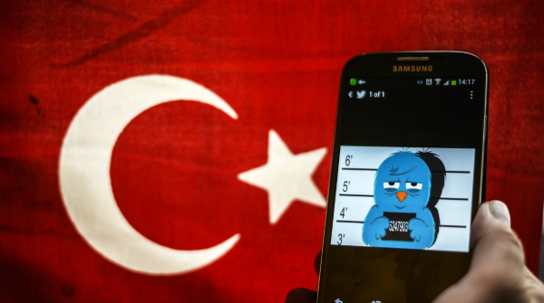 turchia censura twitter