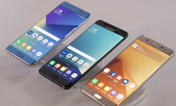 Samsung Galaxy Note FE specifications and price