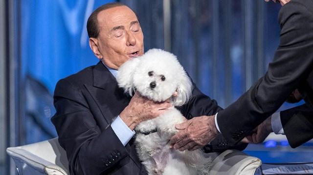 """Silvio Berlusconi ospite a """"Porta a Porta"""""""
