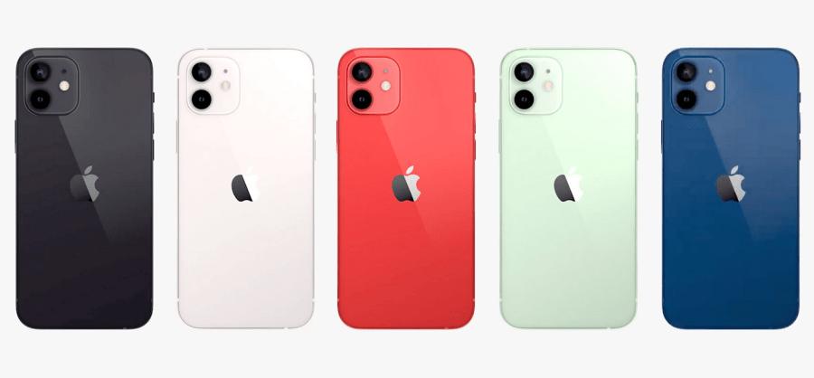 iphone 12 colorazioni
