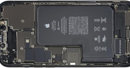 batteria iphone 13