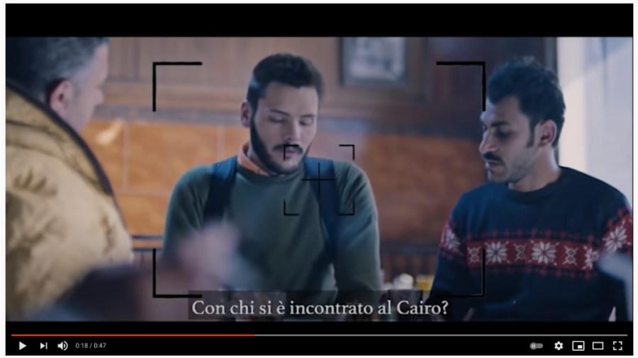 The Story of Regeni - un'immagine del trailer