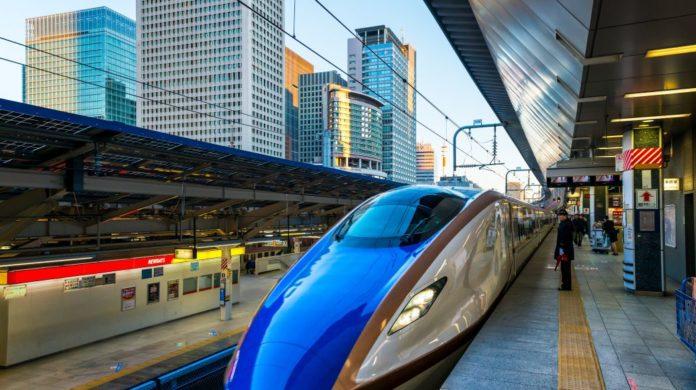 Il treno ad alta velocità in Texas avrà un modello giapponese (foto Webuild)