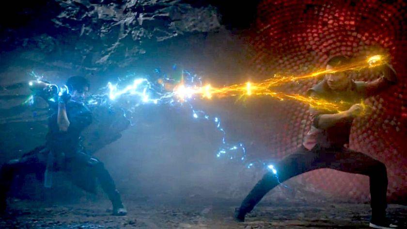 Shang-Chi e la leggenda dei dieci anelli non sembra un film Marvel