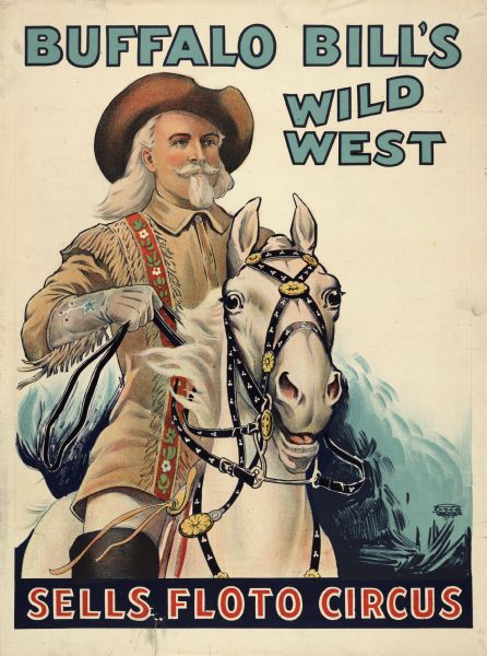 buffalo bill s wild west poster