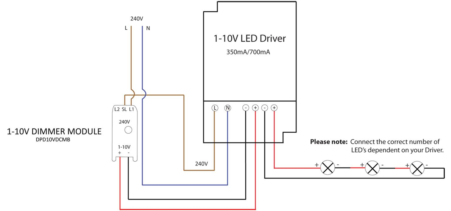 dimming led driver wiring diagram - facbooik, Wiring diagram
