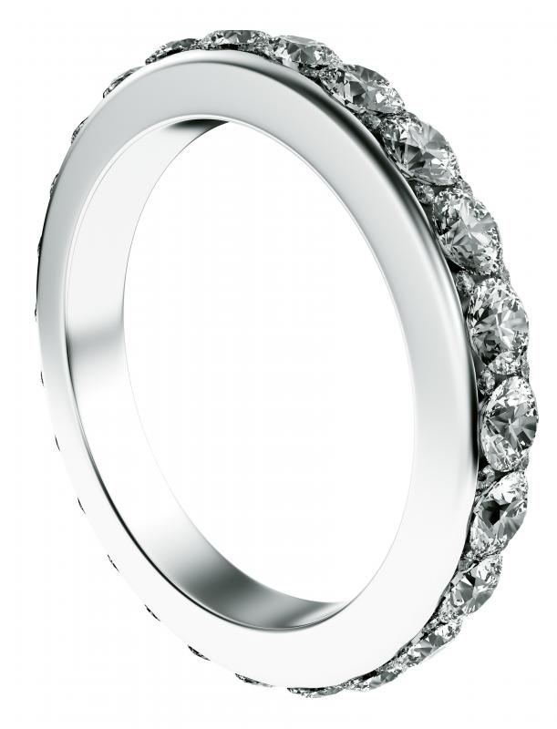 What Are Eternity Rings With Pictures