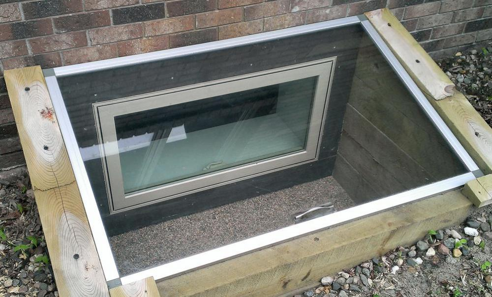 What Are The Different Types Of Basement Window Well Covers
